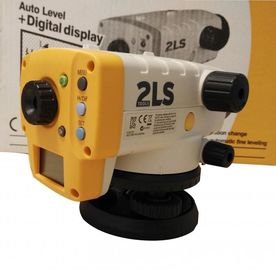China Neues Modell-Orions Digital Topcon 2LS Niveau AT-100D/AT-124D gelbe Farbe usine